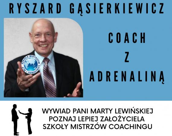 Coach z adrenaliną!